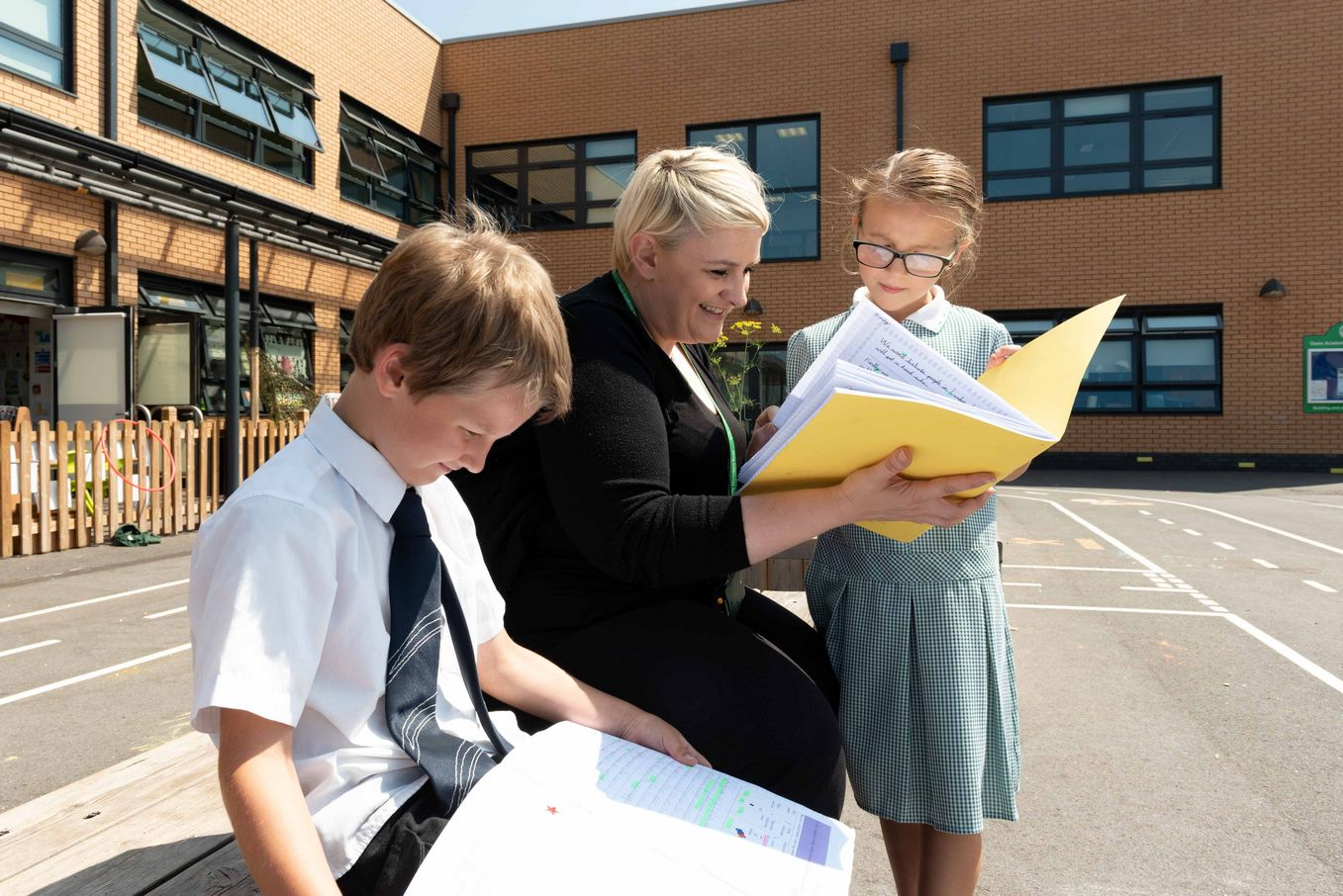 Why Work with Us - Oasis Academy Marksbury Road